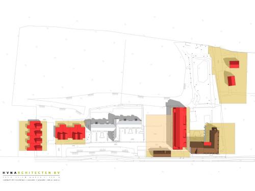 Bebouwingsvariant herontwikkeling kloostercomplex Cadier en Keer