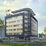 Mogelijke ontwikkeling bouwperceel 1 Europark te Oosterhout