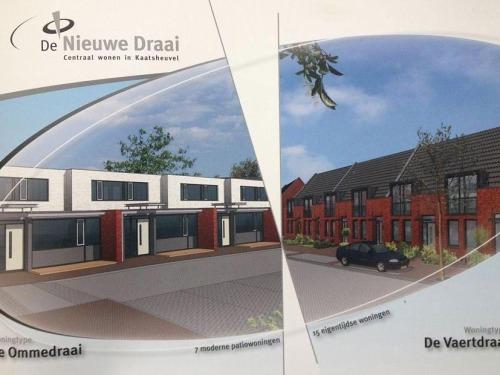 Woningbouwproject De Nieuwe Draai
