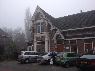 Foto voorgevel Hoveniersweg 27 te Tiel