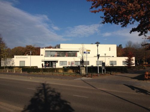 Sociaal cultureel centrum theater De Kattendans te Bergeijk