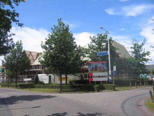 Foto realisatie project Breda' s Welvaren 6 nieuwbouw woningen te Moergestel