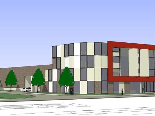 Impressie bebouwingsmogelijkheid bouwkavels Hoogeind II te Breda