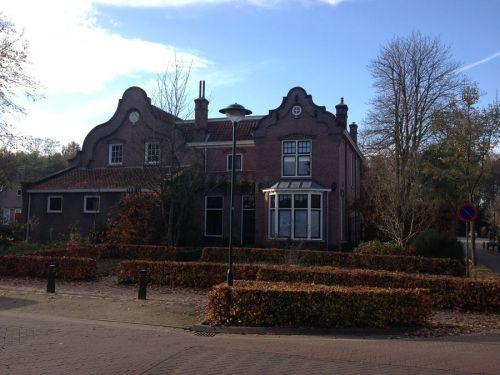 Voormalige burgemeesterswoning te Riethoven