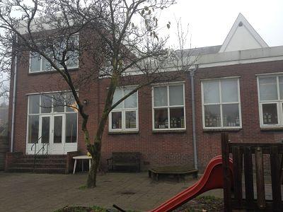 Foto achtergevel Hoveniersweg 27 te Tiel